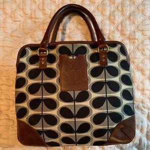 Orla Keily Classic Stem Pattern bag/purse